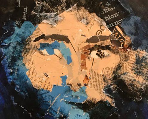 Collage Tegne og malekurs