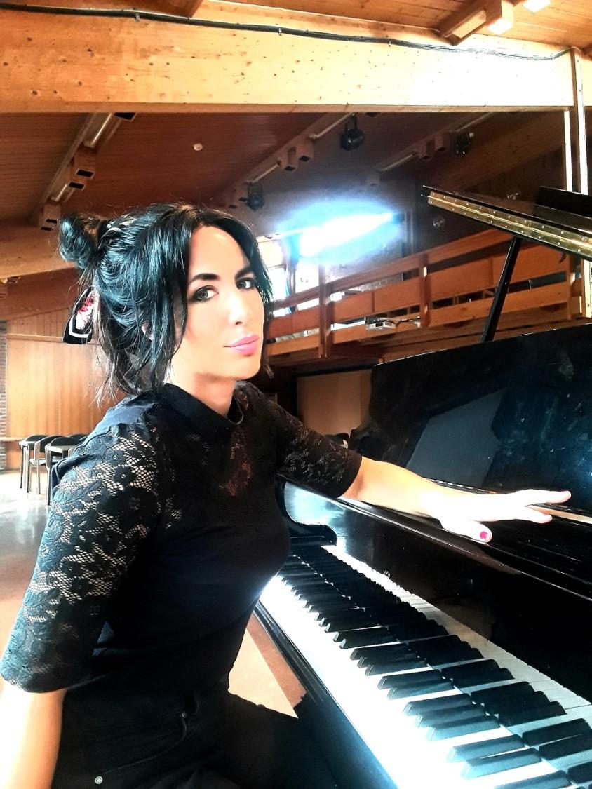 Piano instruktør