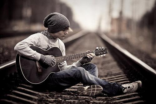 Gitarkurs i gupper