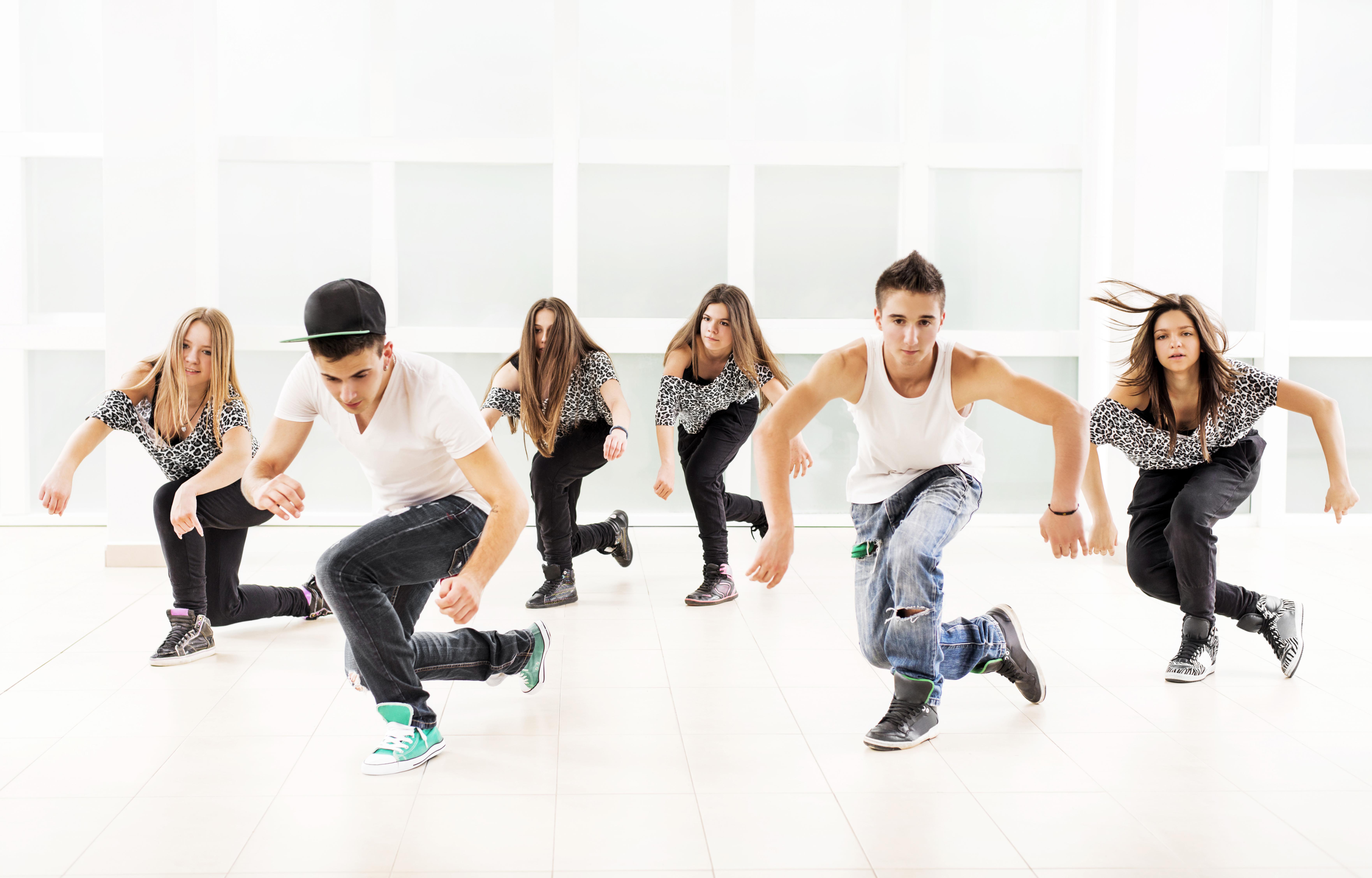 Kurs i dansemiks Hip Hop