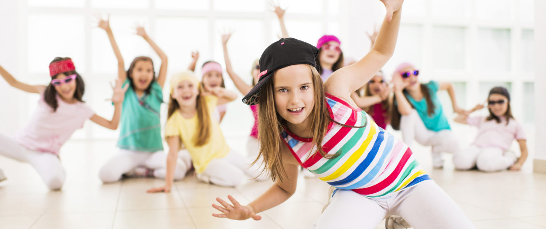 Kurs i dans for barn ungdom og voksne