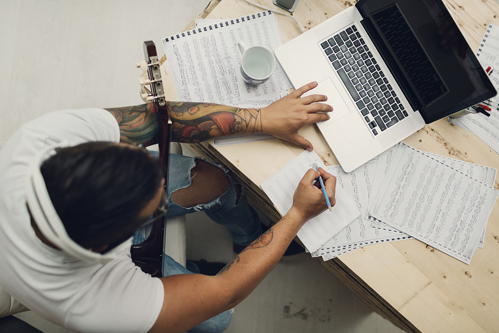 Låtskrivning kurs
