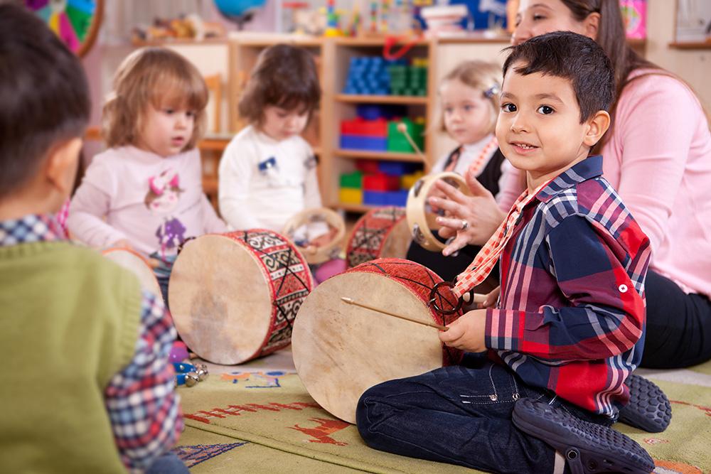 Musikk fra livets begynnelse musikkførskole
