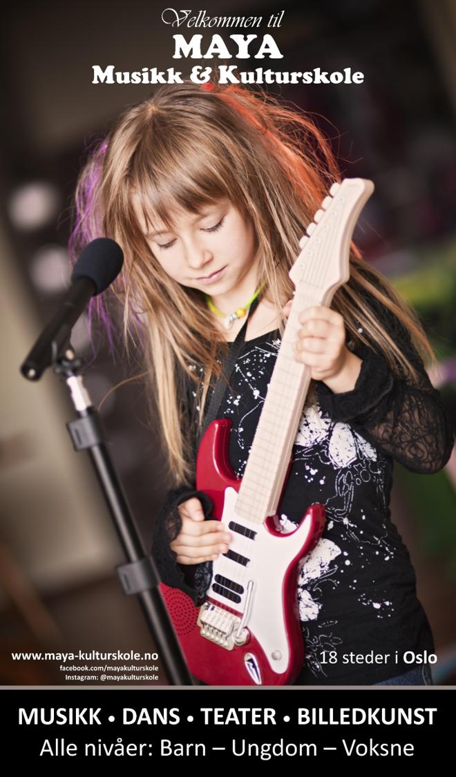 Gitar undervisning