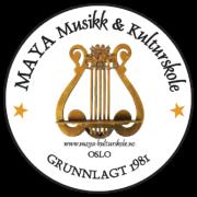 Logo MAYA Musikk & Kulturskole