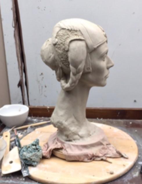 Skulpturskurs